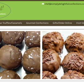 Simply Delightful Confections