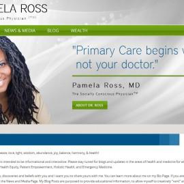 Dr Pamela Ross