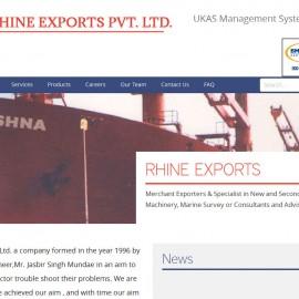Rhine Exports
