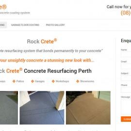 Rock Crete Concrete Coatings